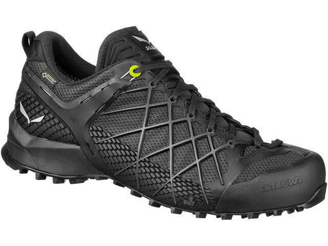 SALEWA Wildfire GTX Zapatillas Hombre, black out/silver